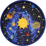 "Cosmic Wonders Carpet - 7'7"" Round"